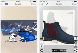 A Great Augmented Reality App for Teachers | REALIDAD AUMENTADA Y ENSEÑANZA 3.0 - AUGMENTED REALITY AND TEACHING 3.0 | Scoop.it
