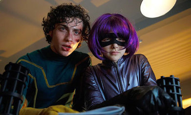 Kick-Ass 2: Mark Millar's superhero powers | Film | The Guardian | Childish Me. | Scoop.it