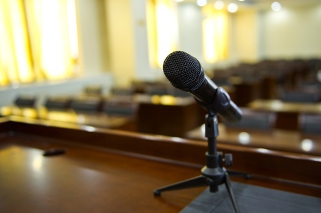 How to cure stage fright: The science behind public speaking | Business Admin | Scoop.it