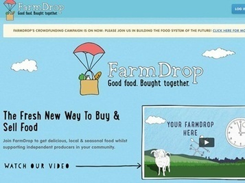 Want true garden-fresh produce? Your local farm offers Click and Collect services | SwipBox Logistics Lounge | Scoop.it