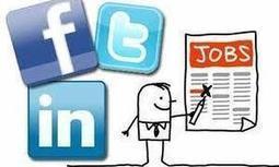 ¿Cómo usar las redes sociales para encontrar empleo? | Entorno laboral 2.0 | Scoop.it