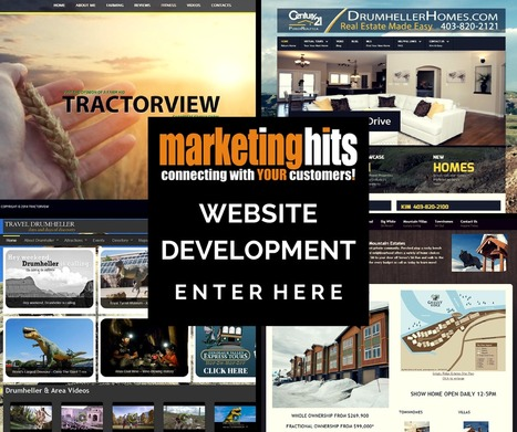 """Nobody """"Likes"""" a boring website, MarketingHits can help! 