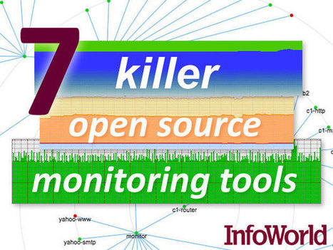 7 killer open source monitoring tools | Cloud Central | Scoop.it