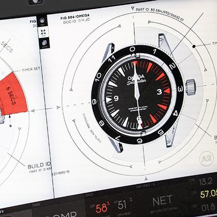 Edition limitée de la montre Seamaster 300 Spectre de James Bond | Les Gentils PariZiens : style & art de vivre | Scoop.it