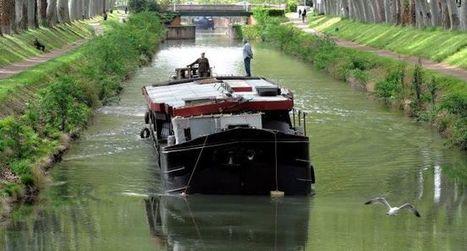 La Belle Chaurienne de retour sur le canal de Brienne | Canal du midi (et Cie) | Scoop.it