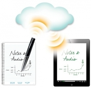 Livescribe makes Smartpen wireless, integrates with Evernote - iTWire | Edtech PK-12 | Scoop.it