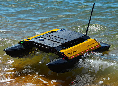 Kingfisher M200, a new maritime research robot by Clearpath Robotics | Roboethics | Scoop.it