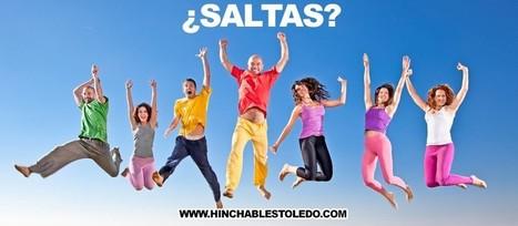 Alquiler de Castillos Hinchables en Toledo - Hinchables Toledo | eventosenfamilia | Scoop.it