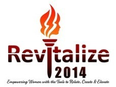 Revitalize 2014 Live One Day Conference | Revitalize 2014 Women's Conferences | Scoop.it