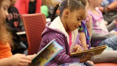 Growing literacy through Share A Story contest | English Language Learners in the Classroom | Scoop.it