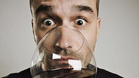 How to quaff wine | Winemak-in | Scoop.it