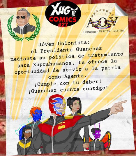 Xugcomics # 27, Siguen las Aventuras en Tu Fanzine Alternativo   Your Title   MulderComicReport   Scoop.it