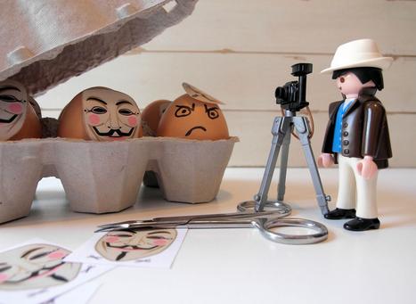 Anonymous eggs | Photographie | Scoop.it