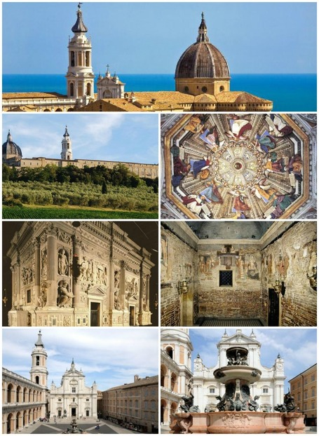 The Sanctuary of Loreto in Le Marche | Le Marche another Italy | Scoop.it