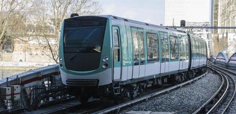 La RATP annonce ses«stations numériques» et une application MonRER A   Veille Ferroviaire TNP   Scoop.it