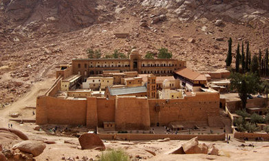 Retired army general wants Egypt's St. Catherine's Monastery demolished - Politics - Egypt - Ahram Online | Archaeology News | Scoop.it