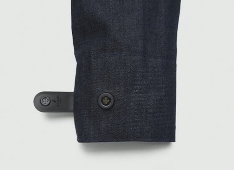 """Google And Levi's Team Up On A """"Connected"""" Jacket That Lets You Answer Calls, Use Maps AndMore I TechCrunch   CONNECTED OBJECTS   Scoop.it"""