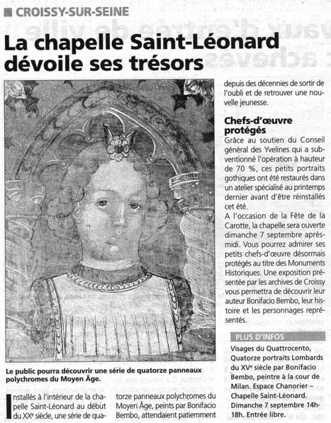 Chef d'oeuvre à voir à Croissy | Croissy sur Seine | Scoop.it