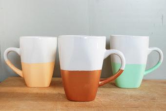 Initiales GG, une fille mais pas que...: DIY : customisez vos tasses à café! | DIY DIY | Scoop.it