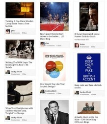Gentlemint Offers A Manly Alternative To Pinterest | Social media culture | Scoop.it