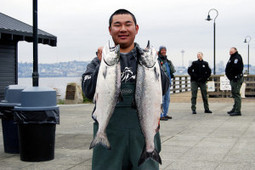 Tengu Derby anglers find tough fishing in Elliott Bay last Sunday - The Seattle Times (blog) | Puget Sound and the Salish Sea | Scoop.it