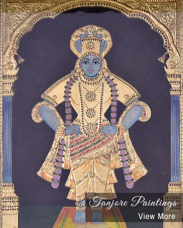 Upto 2000/- Flat discount on Krishna Paintings | Madhurya | Furniture, Handicraft | Scoop.it