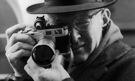 Henri Cartier-Bresson - Centre Pompidou | My Virtual Gallery | Scoop.it