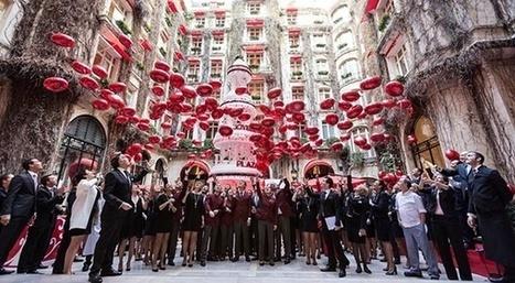 A cent ans, le Plaza Athénée veut se réinventer | Branding News & best practices | Scoop.it
