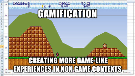 Defining Gamification – What Do People Really Think? | Digital-News on Scoop.it today | Scoop.it