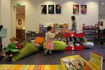 Les tout-petits à labibliothèque | Bibliothèques en évolution | Scoop.it