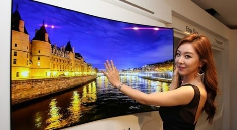 Will LG's wallpaper-thin OLED TV catch on? | ExtremeTech | Cool Future Technologies | Scoop.it
