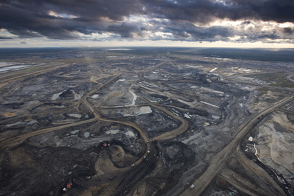 Oil Sands: The Resources, The Technologies, The Consequences ... | Oil Sands | Scoop.it