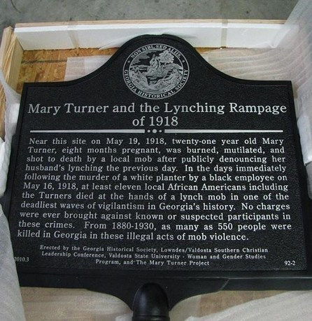 LYNCHING OF PREGNANT 19-YEAR-OLD MARY TURNER | Community Village World History | Scoop.it