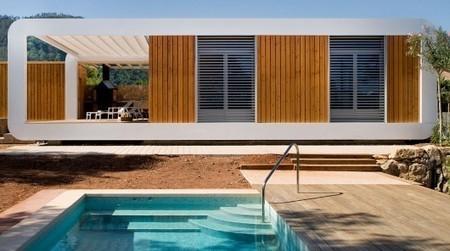 El Refugio Inteligente combines energy efficiency with smartphone-control | Adam Williams | GizMag.com | House Decor | Scoop.it