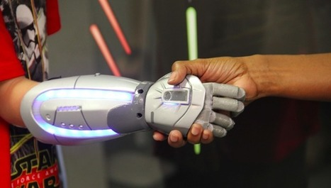Open Bionics adds superhero appeal to prostheses for kids | The future of medicine and health | Scoop.it