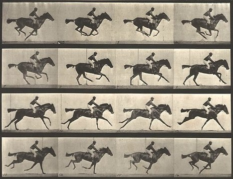The Annihilation of Space and Time: Rebecca Solnit on How Muybridge Froze the Flow of Existence, Shaped Visual Culture, and Changed Our Consciousness | Peter Alsbjers blogg | Scoop.it