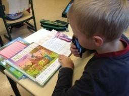 Lukemaan oppiminen sanelimella | Tablet opetuksessa | Scoop.it