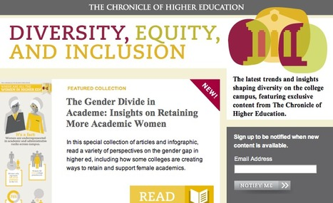 The Gender Divide in Academe | Ideas of interest for UST women leaders | Scoop.it