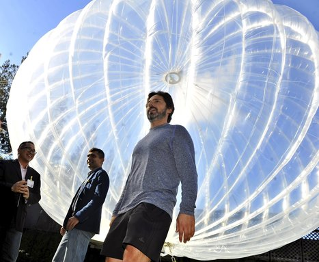 Google is about to test something secretive across all of the US — and it sounds exactly like its Project Loon balloons   Real Estate Plus+ Daily News   Scoop.it