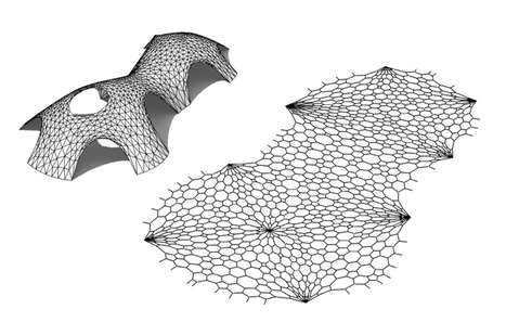 Reciprocal force diagram   Architecture, design & algorithms   Scoop.it