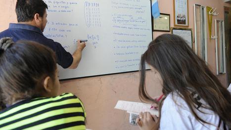 Faltan profesores de asignaturas clave en el secundario - La Voz del Interior   escuela secundaria obligatori   Scoop.it