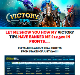 Victory Tips | Betting System Review | Betting Systems | Scoop.it