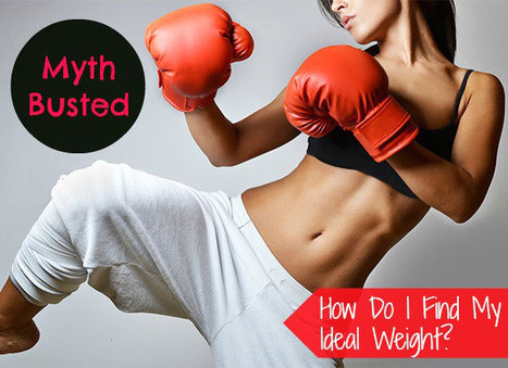 How To Know What My Ideal Weight Is? | My Dream Shape! | Fitness | Scoop.it