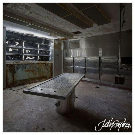 Deinstitutionalized – Pictures of Abandoned Asylums by Justin Earsing | Un peu de tout et de rien ... | Scoop.it