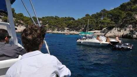 Marseille : la destination calanques est en pleine... Ascension   MP 2013 vue par les médias   Scoop.it