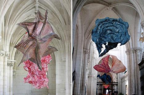 Peter Gentenaar: paper sculptures | Art Installations, Sculpture, Contemporary Art | Scoop.it