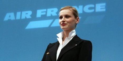 Vol Paris-Téhéran : les hôtesses d'Air France refusent de porter le voile   Voir et prier   Scoop.it