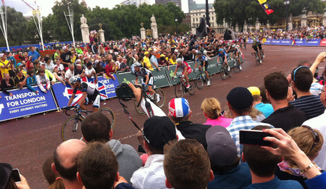 Cambridge to London: Final UK day of Tour de France | News From Stirring Trouble Internationally | Scoop.it
