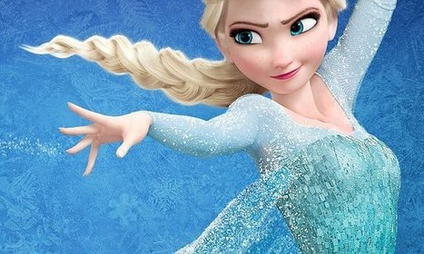 Why Frozen's Elsa can harm young girls' self -esteem | Kickin' Kickers | Scoop.it