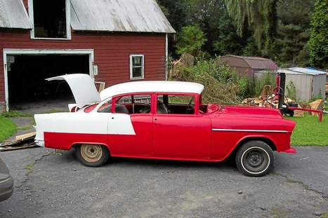 Saratoga Automotive Museum — Home-rebuilt vintage, retro cars exhibit - The Saratogian | California Flat Track Association (CFTA) | Scoop.it